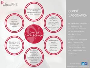 Chômage vaccination